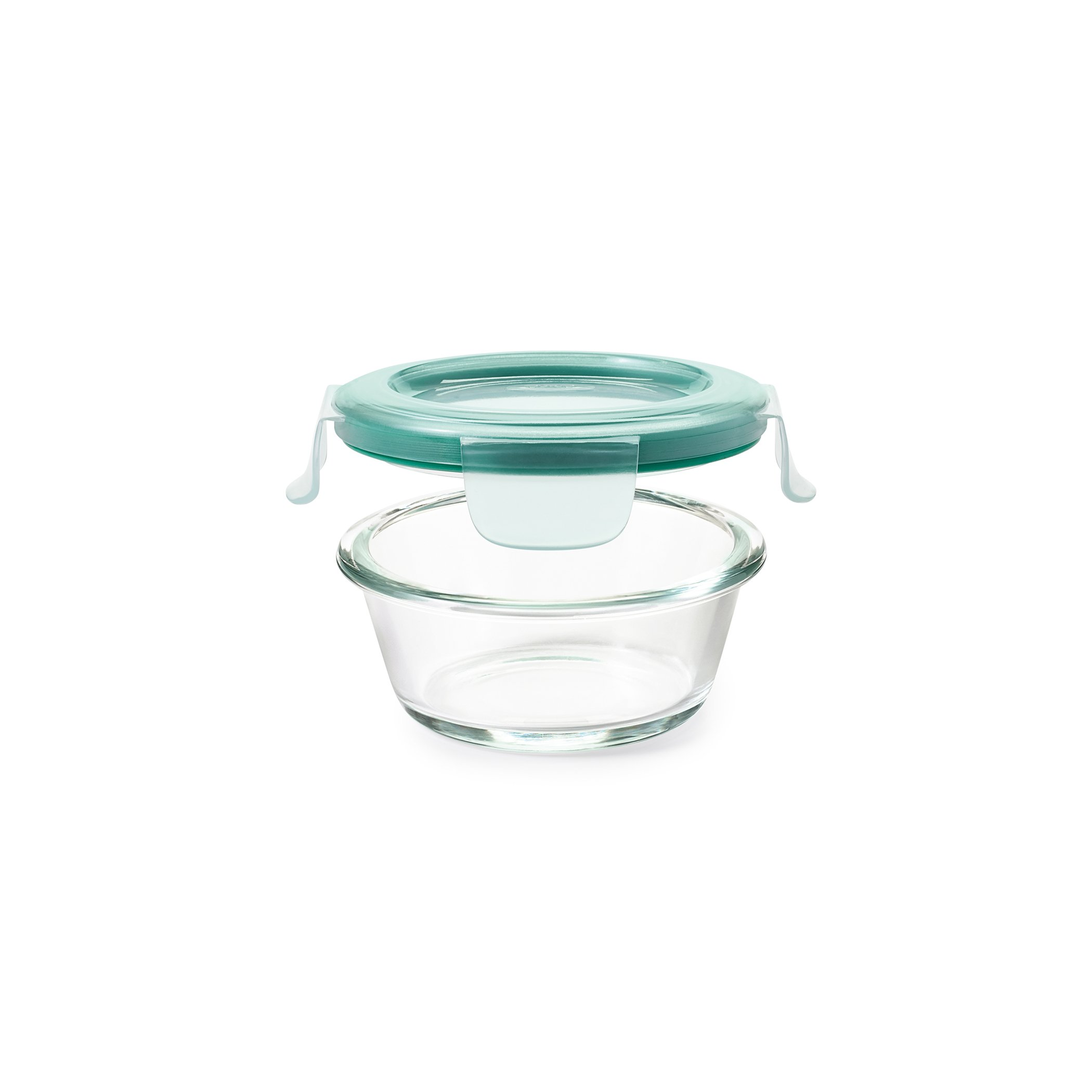 OXO Good Grips 8 Piece Freezer-to-Oven Safe Glass Bake, Serve and Store Set by OXO (Image #9)