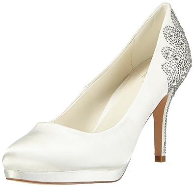 Pumps Schuhe NEU Damen High Heels 5361 Beige 41