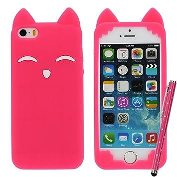 coque iphone 5 renard