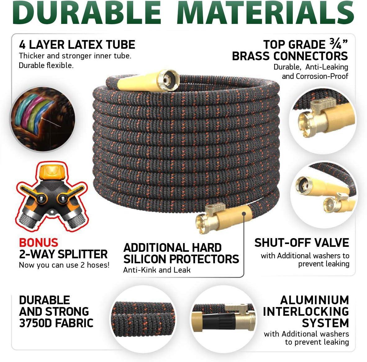 garden hose materials