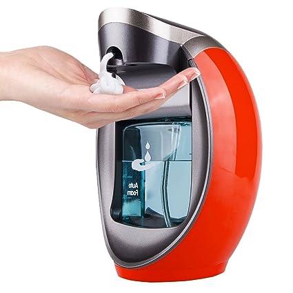 segarty dispensador automático de espuma de jabón manos libres Touchless Hand Sanitizer dispensador de jabón dispensadores