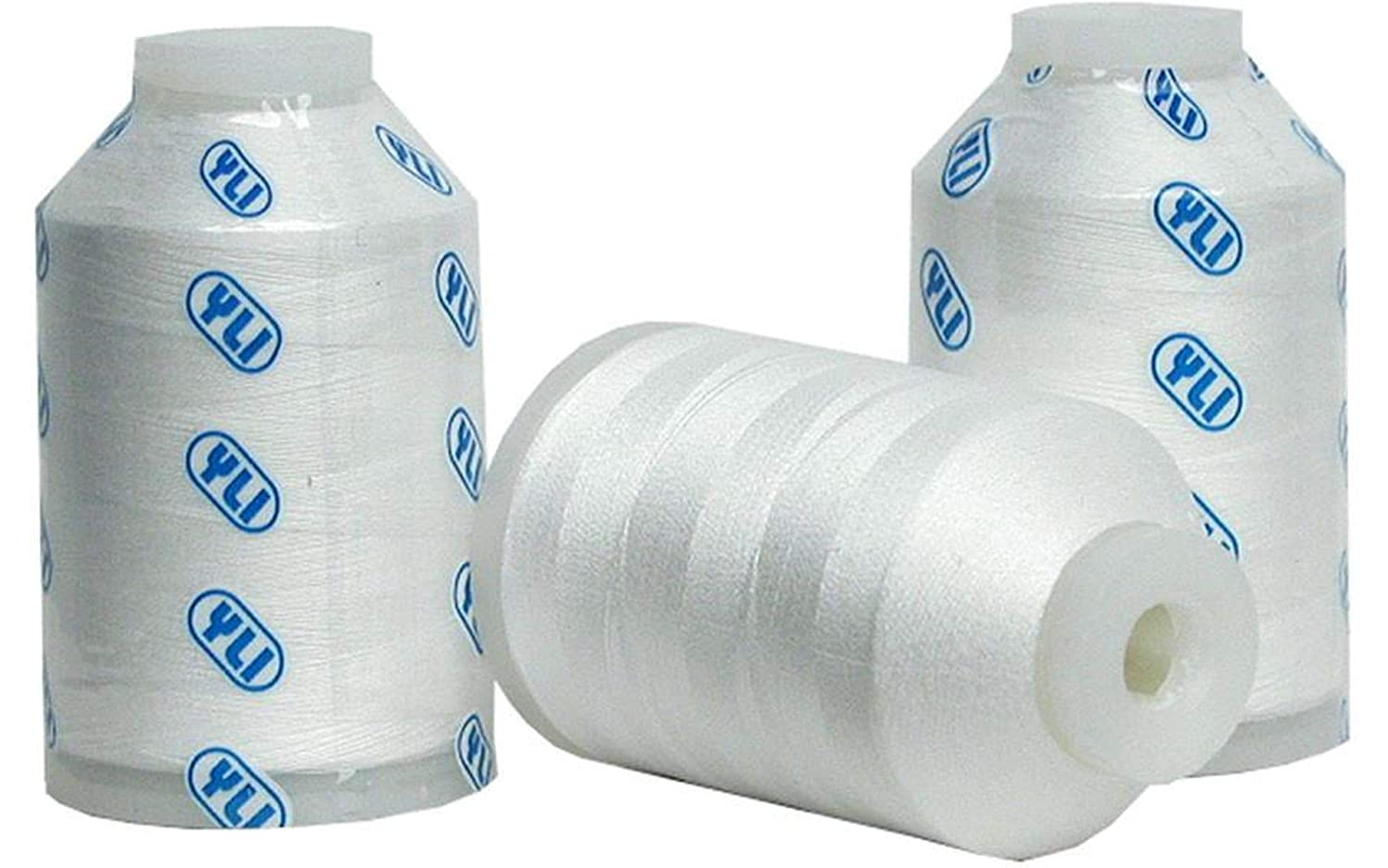 YLI Soft Touch 60/2ply Cotton Thread 1000yd White