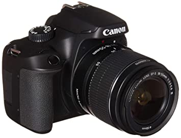 Amazon.com: Canon EOS 4000D Cámara réflex digital: Camera ...
