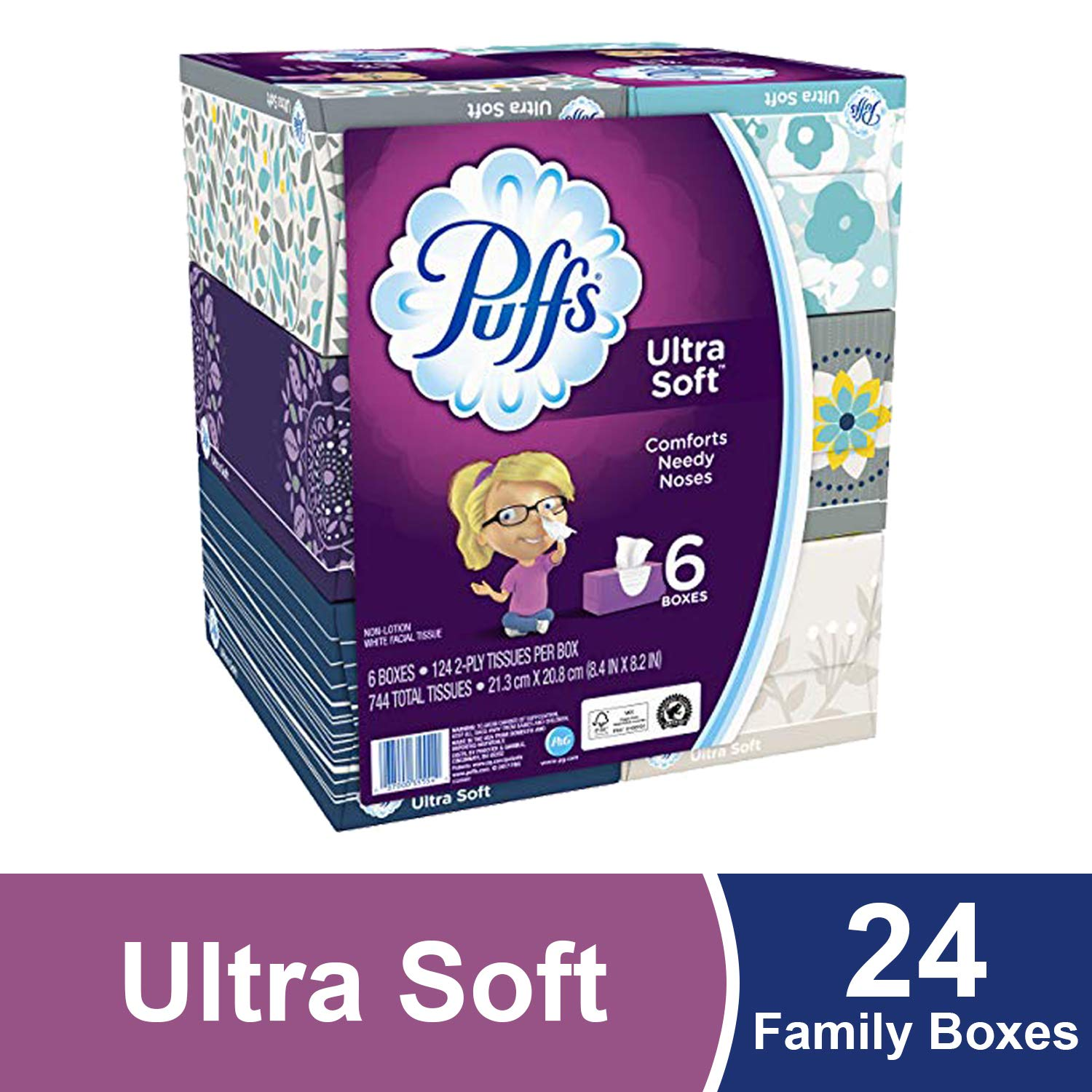 Best Rated in Paper Facial Tissues & Helpful Customer