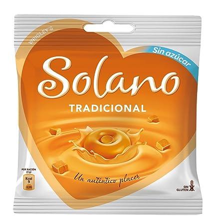 Solano Caramelos Sin Azúcar Tradicional - 90 g