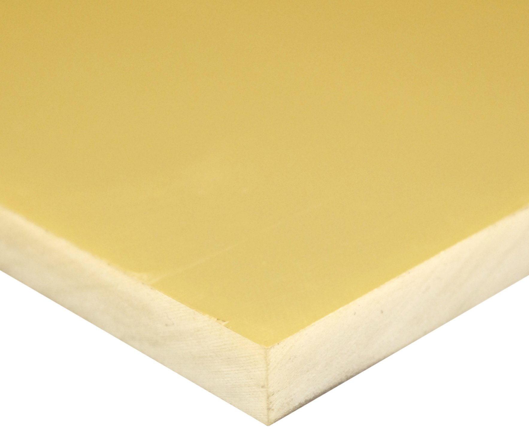Phenolic Sheet, Natural, 0.125'' Thickness, 12'' Width, 24'' Length (Pack of 1) by Small Parts