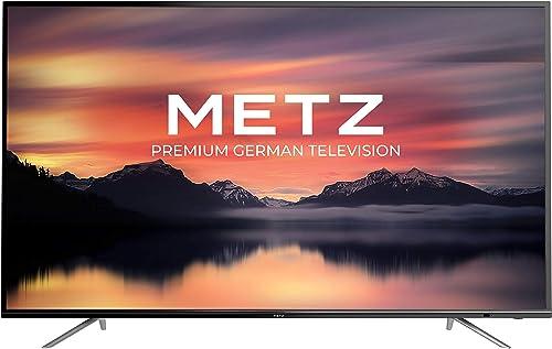 5. METZ 108 cm 4K Ultra HD Smart LED TV