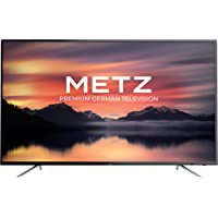 METZ 108 cm (43 inches) 4K Ultra HD Certified Android Smart LED TV M43U2 (Grey) (2019 Model)