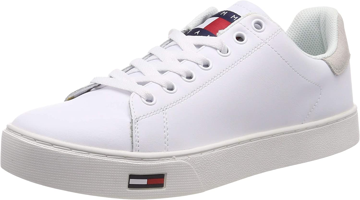 Tommy Hilfiger Essential Tommy Jeans Sneaker, Zapatillas para Hombre