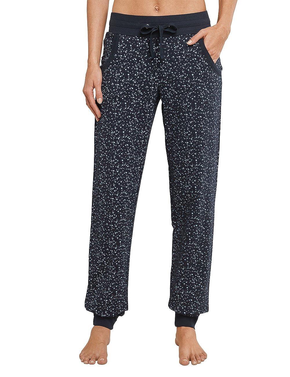 Schiesser Sweathose Lang, Pantalones de Pijama para Mujer