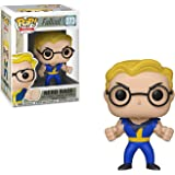 Amazon.com: Funko POP Keychain: Fallout - Vault Boy Figure ...
