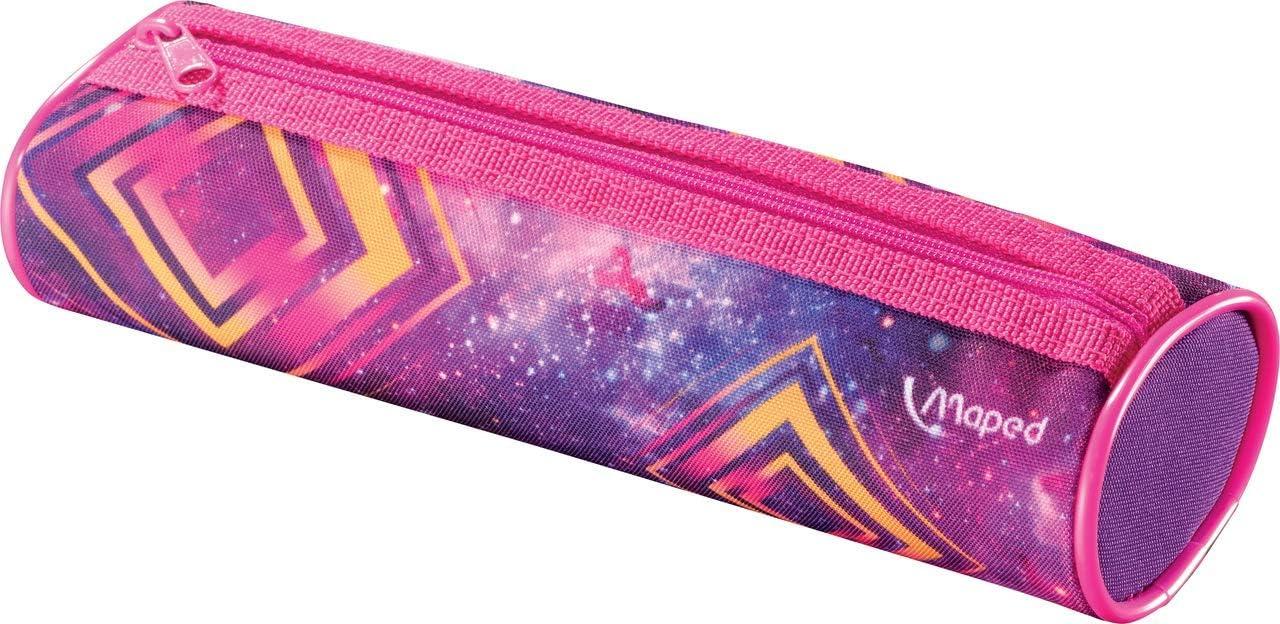 Maped Cosmic - Estuche para lápices, varios colores: Amazon.es: Oficina y papelería