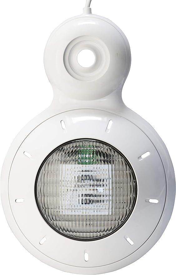 Gre PLPB14 - Proyector Led Blanco para Piscina Elevada, 21 W ...