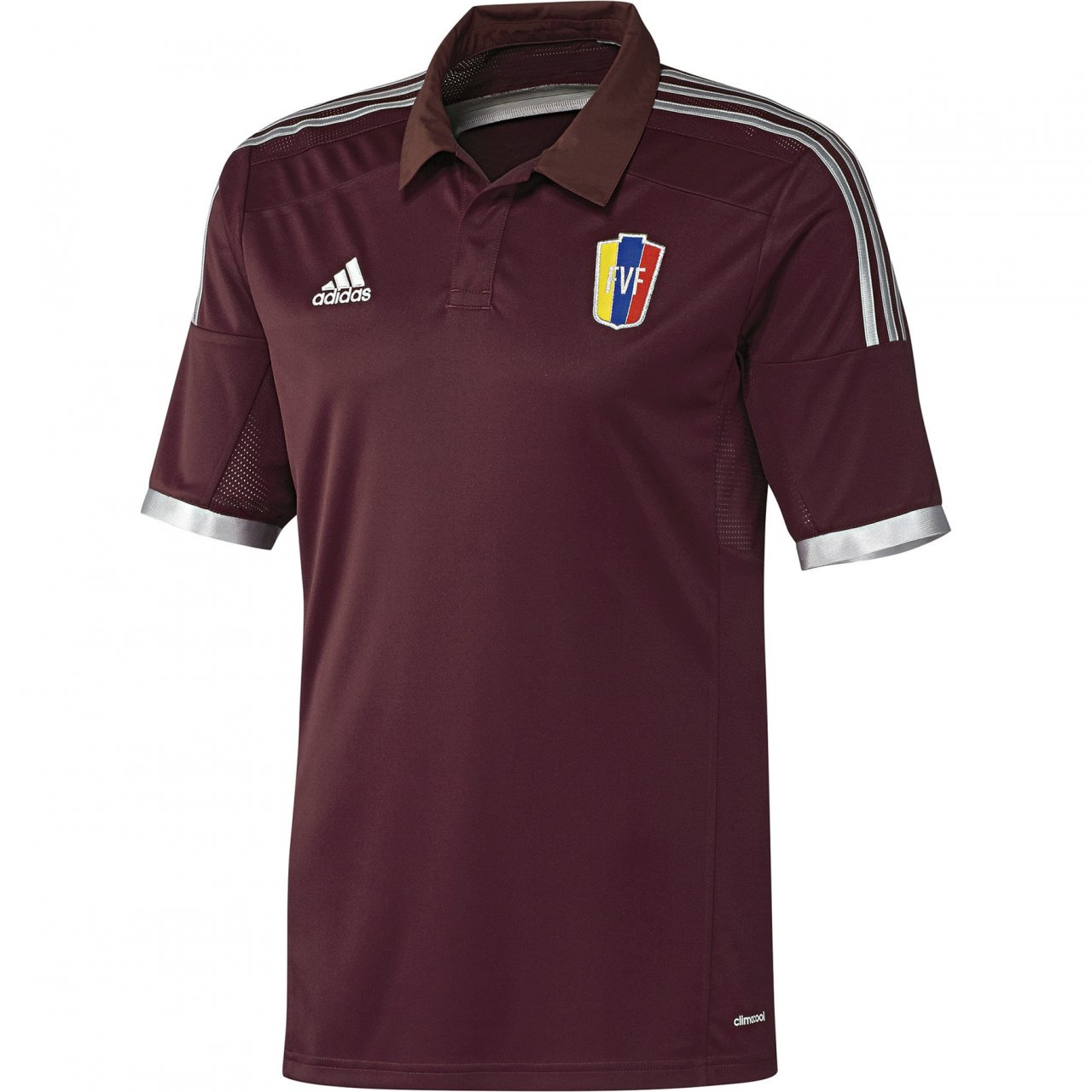 2014-15 Venezuela Home World Cup Football Shirt: Amazon.es: Deportes y aire libre