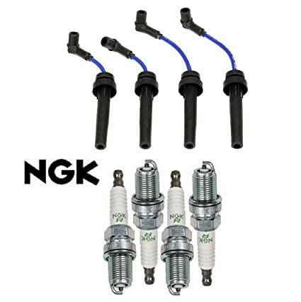 Amazon.com: Tune Up Kit Spark Plug Wire Set & Plugs for Dodge Neon on