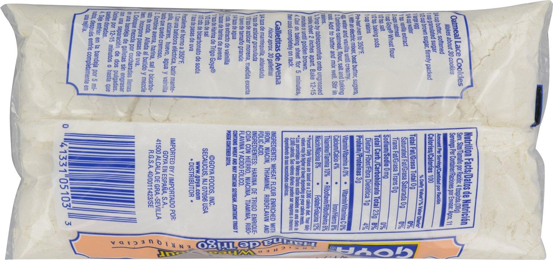 Amazon.com : Goya Foods Wheat Flour, 24-Ounce (Pack of 12 ...