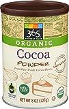 365 Everyday Value Organic Cocoa Powder, 8 Ounce