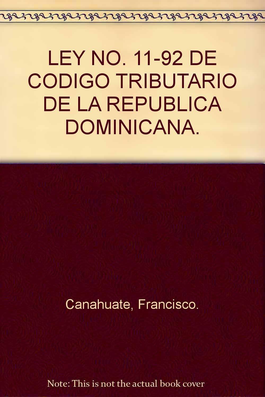Codigo Tributario Editorial La Ley Amazon