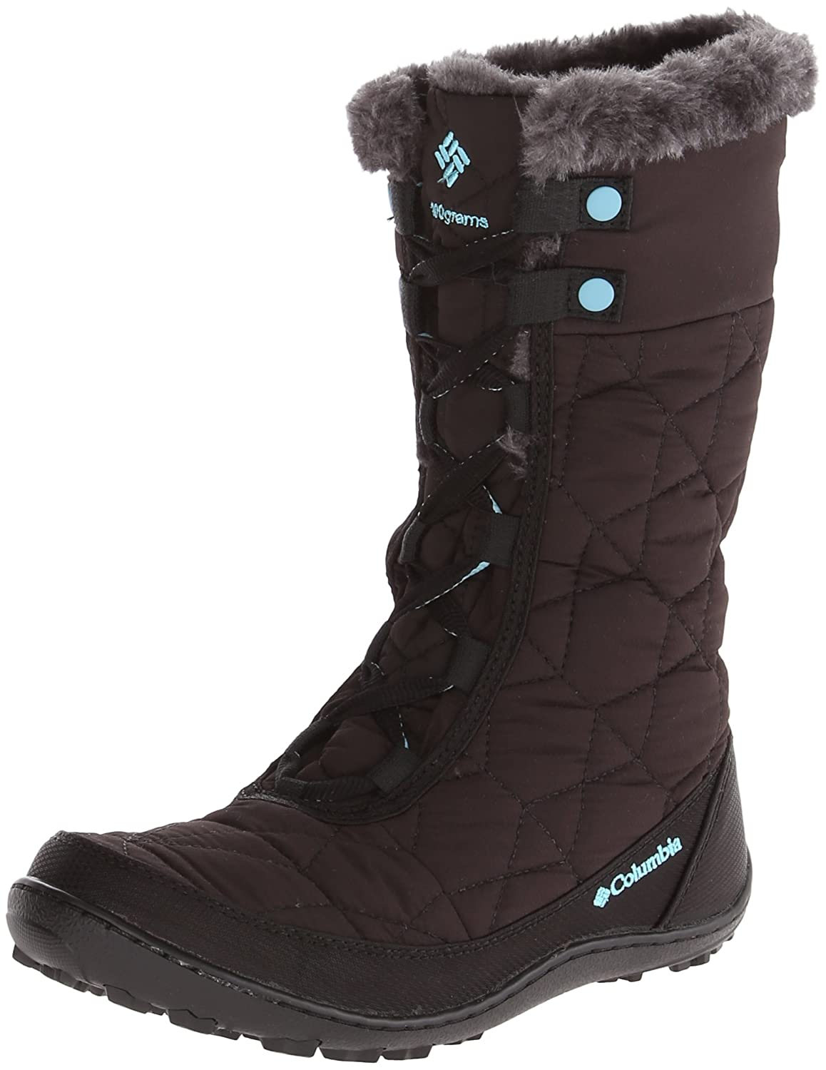 Columbia Youth Minx Mid Ii Waterproof Omni Heat Botas de Senderismo para