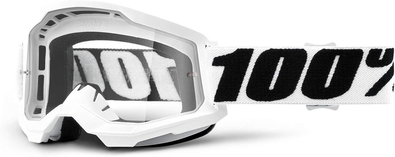 100% Strata 2 Goggles
