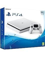Sony Playstation 4 500 GB - White (PS4) [Importación Inglesa]