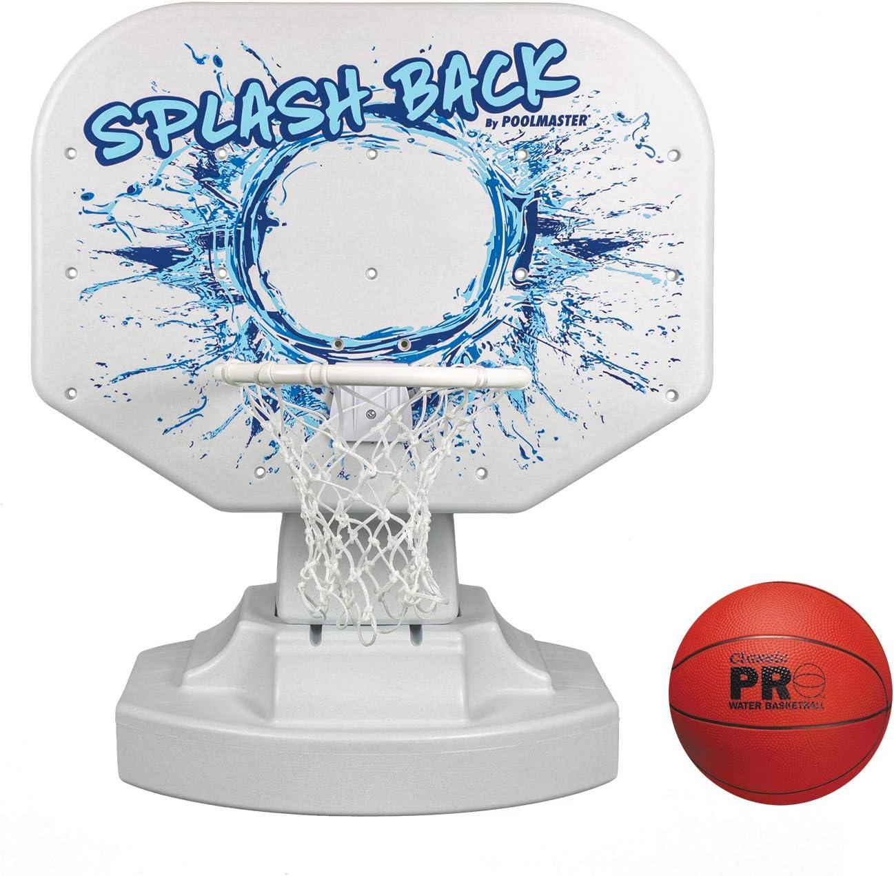 8. Poolmaster 72820 Splashback Review - Most Durable Pool Basketball Hoop