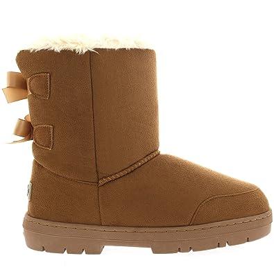 purchase cheap 896c5 bb786 Regen Fell Schnee Fur Boots Winter Damen Twin Schuhe ...