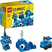 LEGO® Classic Yaratıcı Mavi Yapım Parçaları (11006)