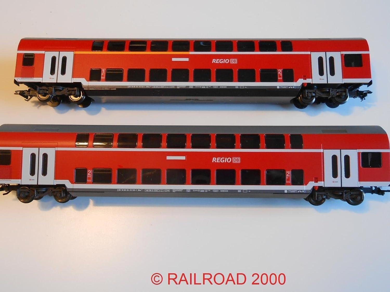 Klasse DB Wagen 2 Märklin H0 aus 29479 neu Doppelstock