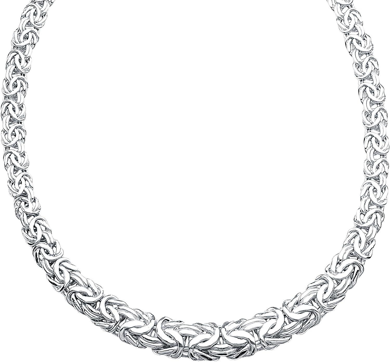 DiamondJewelryNY Sterling Silver Graduate Pendant