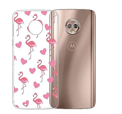 DYSu Funda para Motorola Moto G6 (5.2