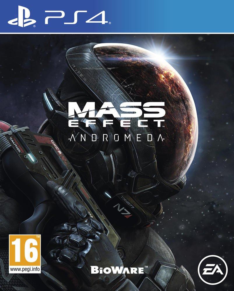 Mass Effect Andromeda |