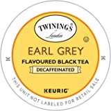 Twinings Earl Grey Decaf Tea, Keurig K-Cups, 24 Count