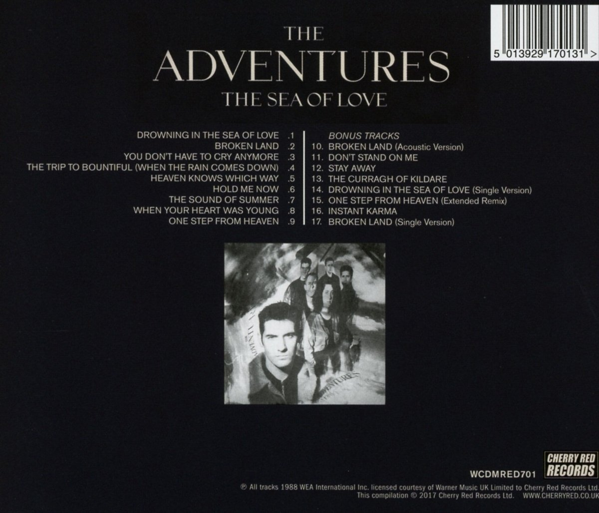 The Adventures The Sea Of Love Expanded Edition The Adventures