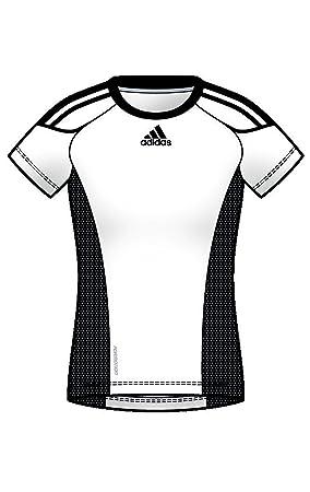 Adidas - Camiseta Deportiva de Manga Larga Mujer: Amazon.es: Deportes y aire libre