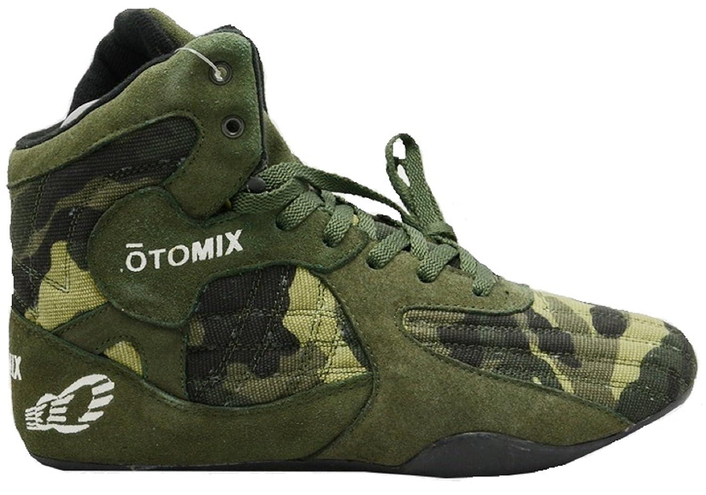 Otomix Stingray Escape Bodybuilding Weightlifting MMA Boxing Shoe B00ABAVWZ6 8.5 M US|Camo