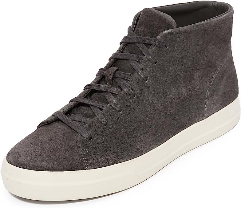 Cullen Suede High Top Sneakers: Shoes