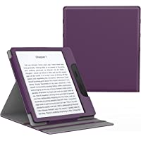 MoKo Funda Compatible con All-New Kindle Oasis (9th and 10th Generación Solo, 2017 and 2019 Release) - Superior Voltear…