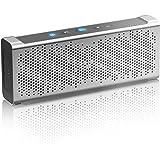 Inateck MercuryBox Alluminio Bluetooth Speaker, Altoparlante Portatile Senza Fili con 15 ore di Riproduzione, Audio ad Alta Definizione per iPhone 6, iPad, Samsung, Nexus, HTC e altri Smartphone, Waterproof Certificazione IPX5 Impermeabile