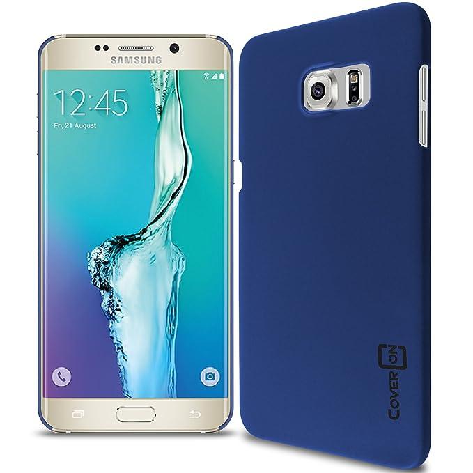 Galaxy S6 borde + Plus funda, CoverON? [ajuste delgado serie ...