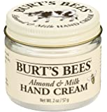 Burt's Bees Almond Milk Beeswax Hand Crme 2 Ounces (Pack of 2)
