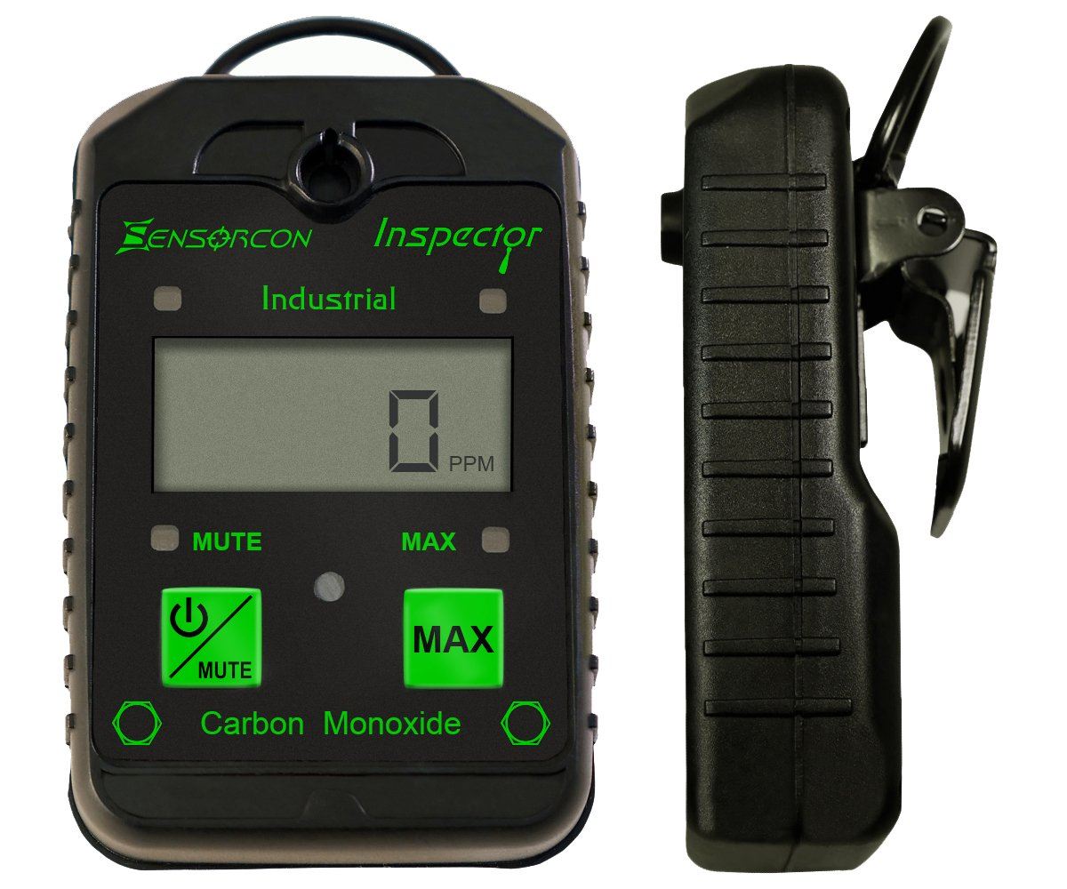 Sensorcon Waterproof Intrinsically Safe Carbon Monoxide Detector and Pump Kit
