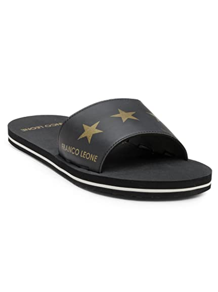 c9730a438e0 Franco Leone Men s Flip-Flops and House Slippers  Buy Online at Low ...
