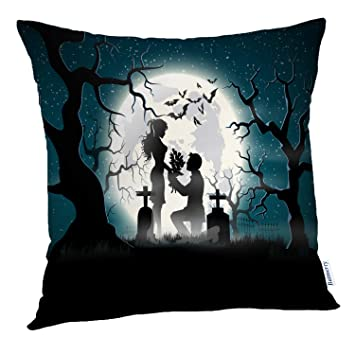 Amazon.com: Fundas de almohada decorativas de Batmerry ...