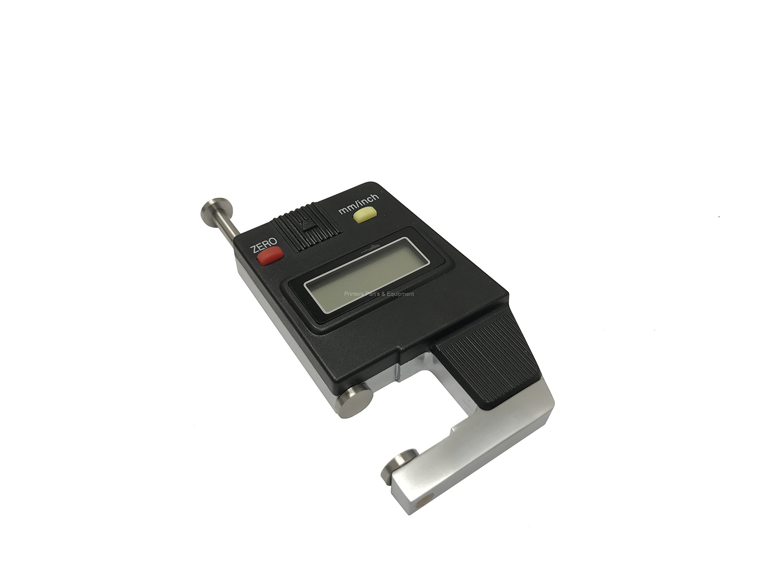 Digital Thickness Gauge For Paper Measurement 0-15mm Range