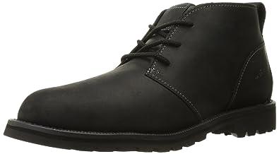 Timberland Men's Grantly Chukka Boot, Black, ...