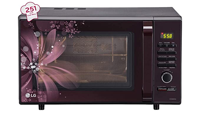 4a60992f037 LG 28 L Convection Microwave Oven (MC2886BRUM