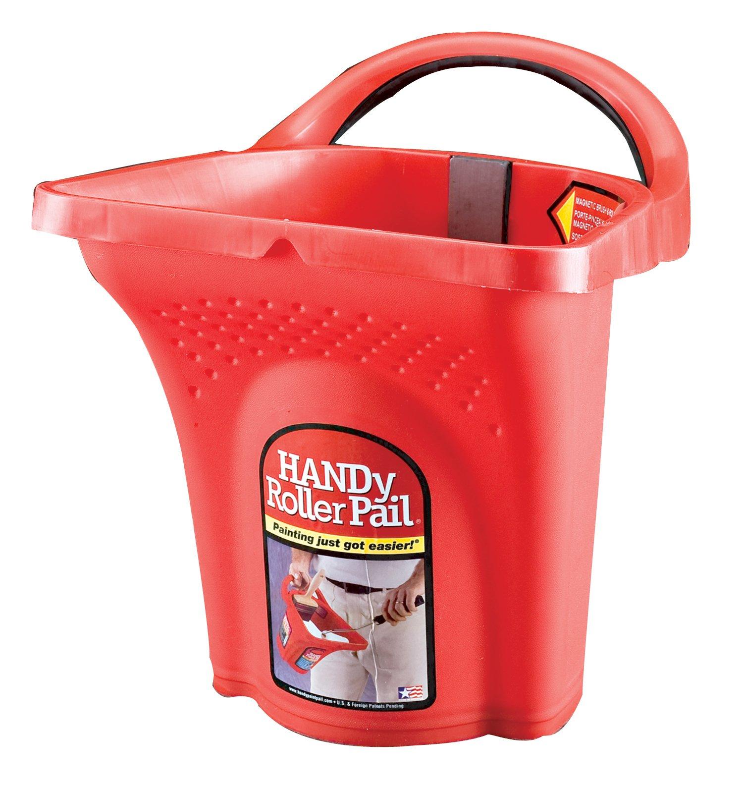 HANDy Roller Pail - Bulk 6 Pack by Handy Paint Pail