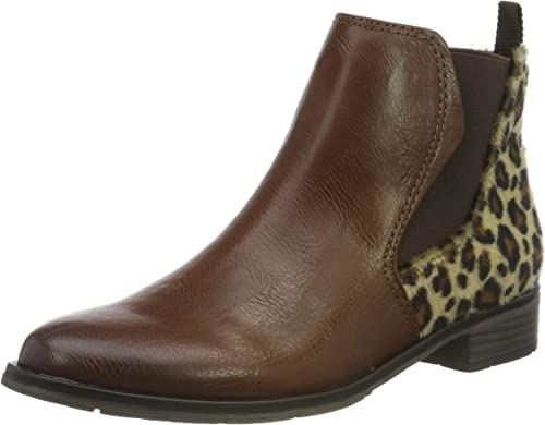 Marco Tozzi Ankle Boot chestnut