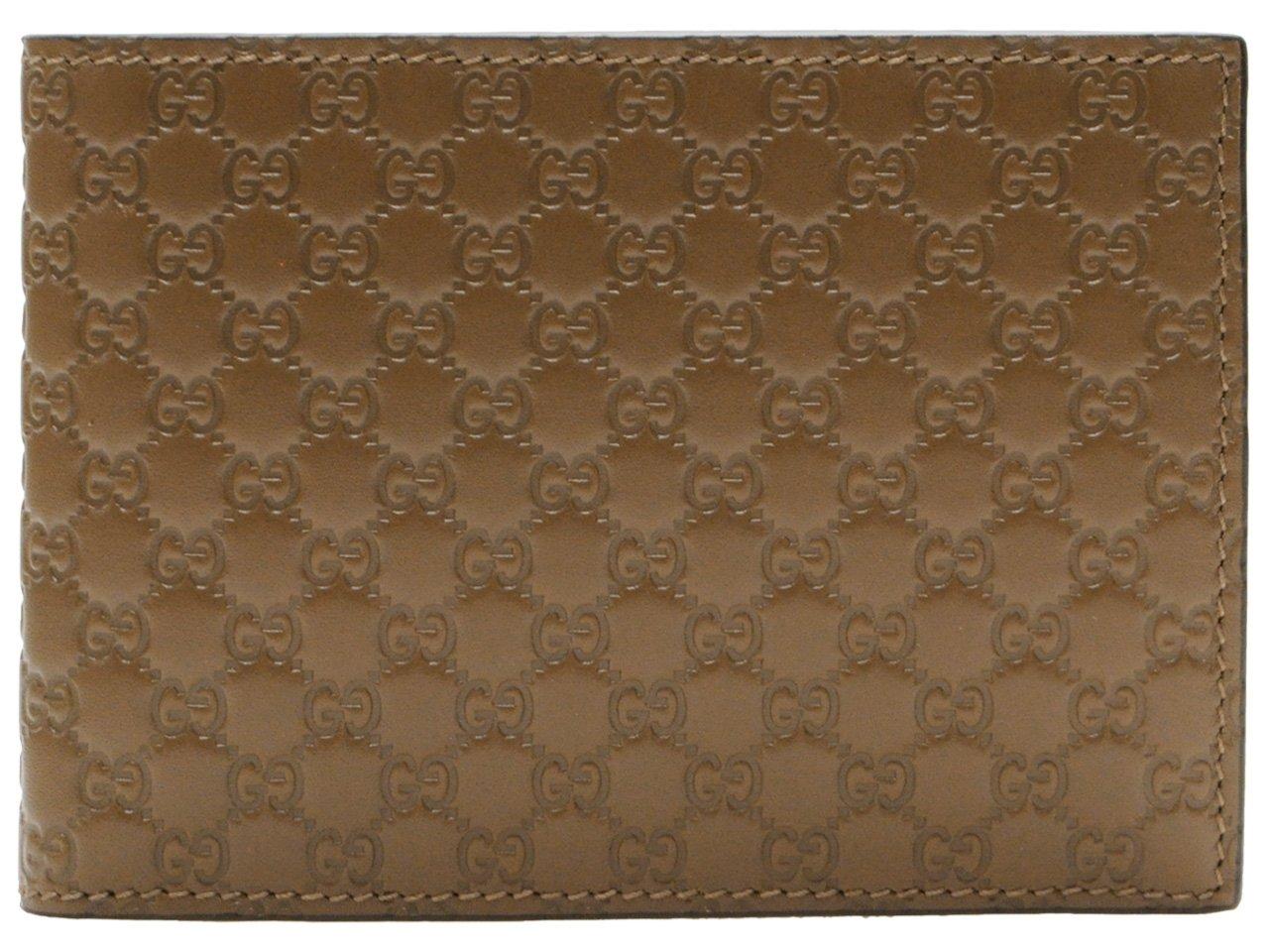 (グッチ) GUCCI 財布 二つ折り グッチシマ レザー メンズ 292534 アウトレット[並行輸入品] B06XY8STTR メイプルブラウン メイプルブラウン